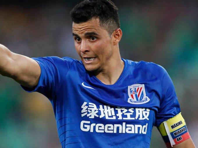 Giovanny Moreno no seguirá en el fútbol chino